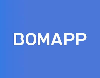 BOMAPP Brand eXperience Design