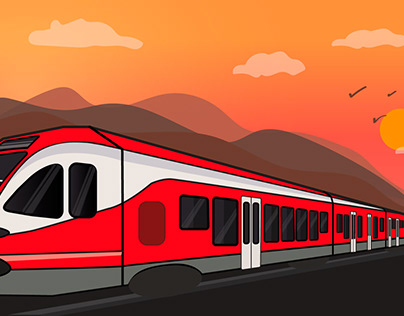 Train \ поезд