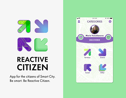 App for the citizens of Smart City