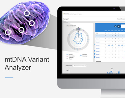 mtDNA Variant Analyzer Web App