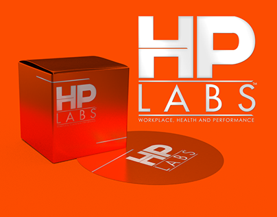 HP LABS Branding and Logo