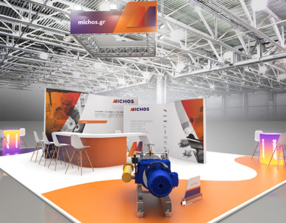 Expo Stand Design Proposal