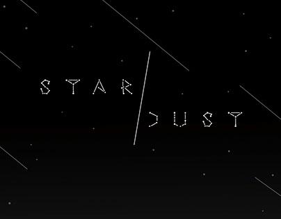 Stardust Typeface