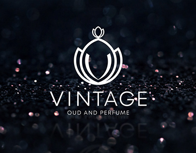 Vintage oud and perfume