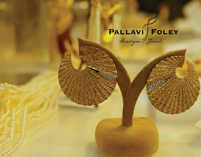 PALLAVI FOLEY / Jewelry Design Internship