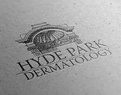 Hyde Park Dermatology Branding
