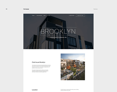 BROOKLYN — Real estate