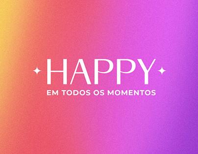 Rosamango   Campanha Happy