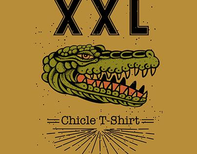 XXL CHICLE T SHIRT
