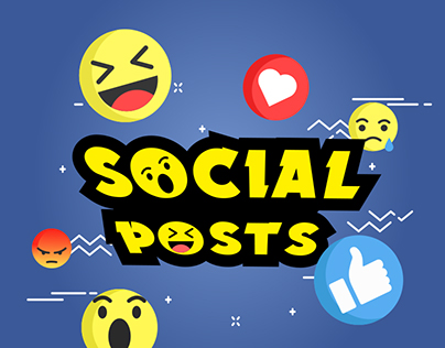 Social Posts l 2017