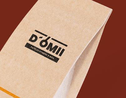 D'omii / Pastelería / Fit / Marca