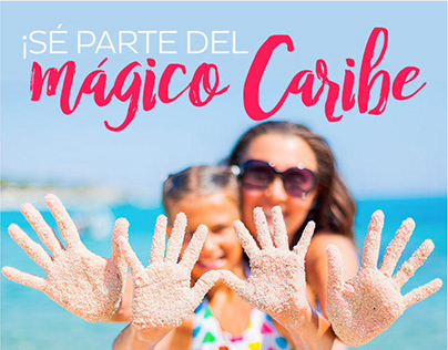 Email Campaign | Royal Holiday | Sé parte del Caribe
