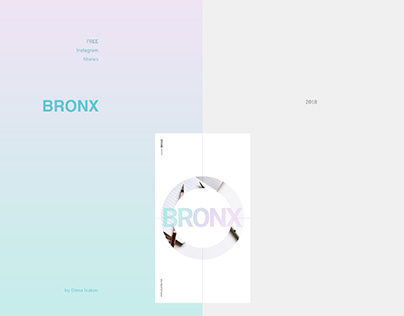 BRONX LIGHT - FREE INSTAGRAM STORIES PACK