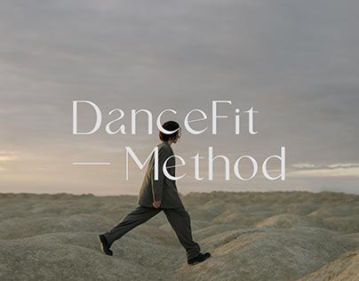 Logo DanceFit Method