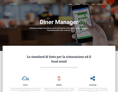 App, Software simple website | elementor pro