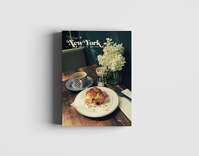 Book design and author - Live Laugh Love - New York.
