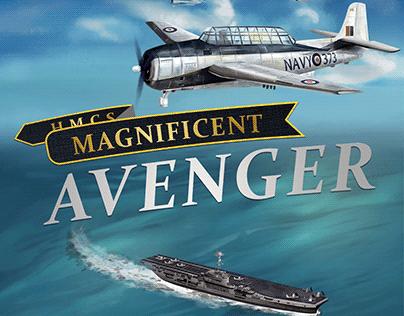Magnificent Avenger | Art