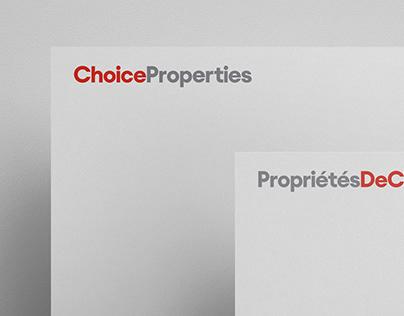 Choice Properties