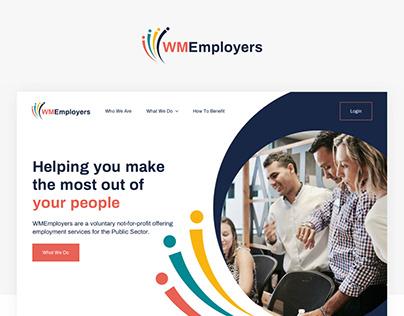 WM Employers Website