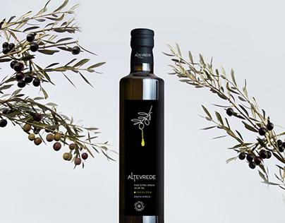 Altevrede Olive Oil Branding