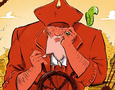 Les Pirates ! (children's book)