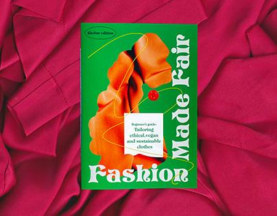 Fashion made fair - Zine