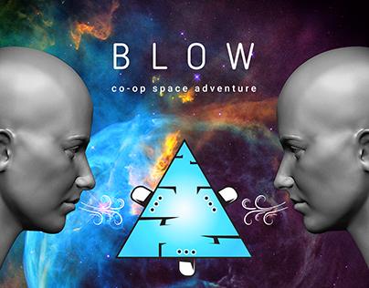 BLOW: Alternate Controller Arcade Game