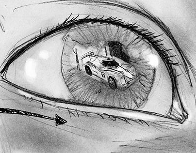 Storyboard for Toyota Hybrid