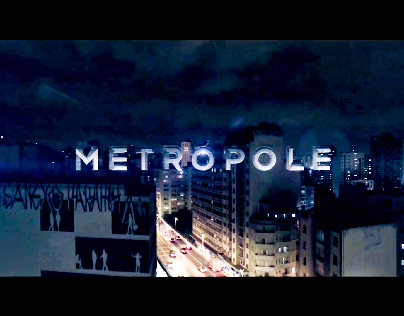 Série Metrópole