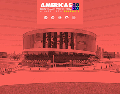 AMERICA'S BUSINESS MATCHMAKING FORUM | VIRTUAL EVENT