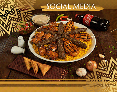 Chef Sarhan Restaurants -social media v1