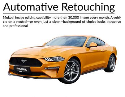 Automative Retouching