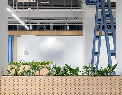 Rabota.ru office I Kuzmina+Tsvetkova