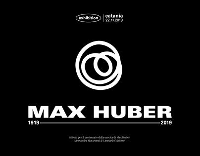 Tributo centenario Max Huber 1919 — 2019