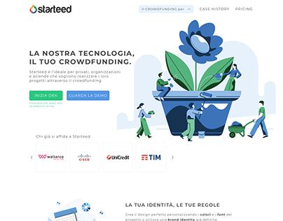 Starteed - La nostra tecnologia, il tuo crowdfunding