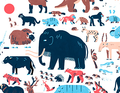 MAMMALS - Posters