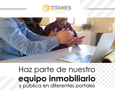 Publicaciones Titanes Grupo inmobiliario Coworking