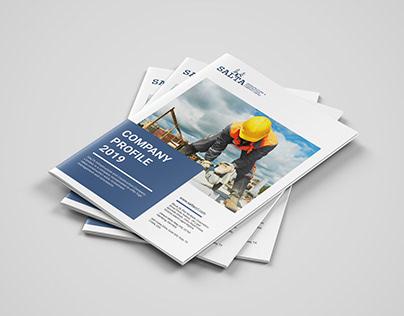 SALTA (Corporate Brochure)