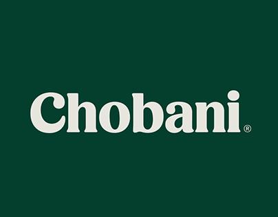 Chobani Product Advertising