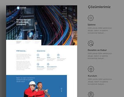 NTM Electrical Electronics / Web Design