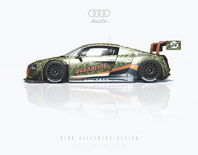 Audi R8 LMS Livery - 046 Racing Team