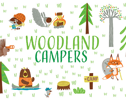Woodland Campers