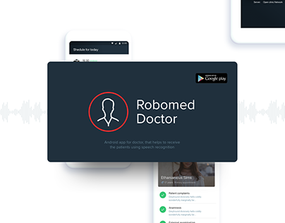 Robomed Doctor - android app for doctor