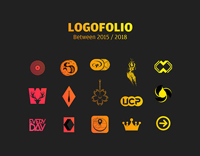 Branding between 2018 - 2015
