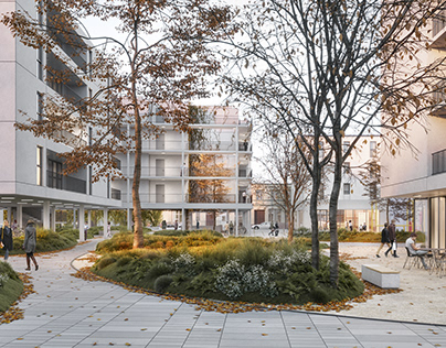 Housing Square Architectural Contest