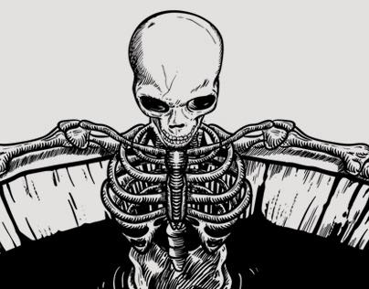 Rock Gear Bones