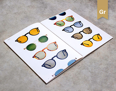 Oliver Peoples — Annual Report 😎