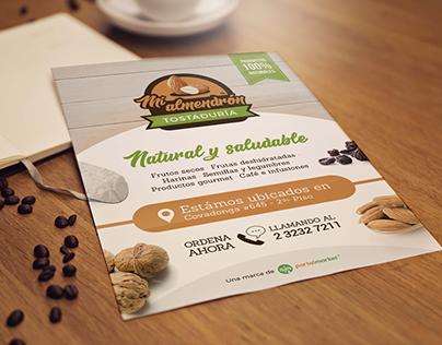 Promo flyers - Portalmarket