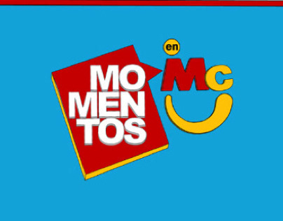 McDONALD´S COLOMBIA - SERIE WEB: MOMENTOS