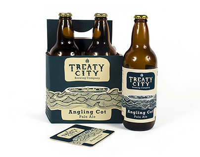 Treaty City Brewing Co. - Brand & Packaging